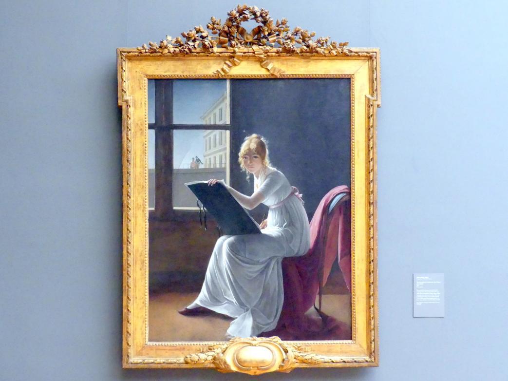 Marie-Denise Villers: Marie Joséphine Charlotte du Val d'Ognes (1786–1868), 1801