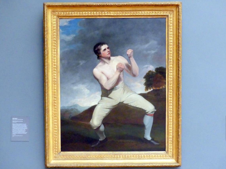 John Hoppner: Richard Humphreys der Boxer, Undatiert