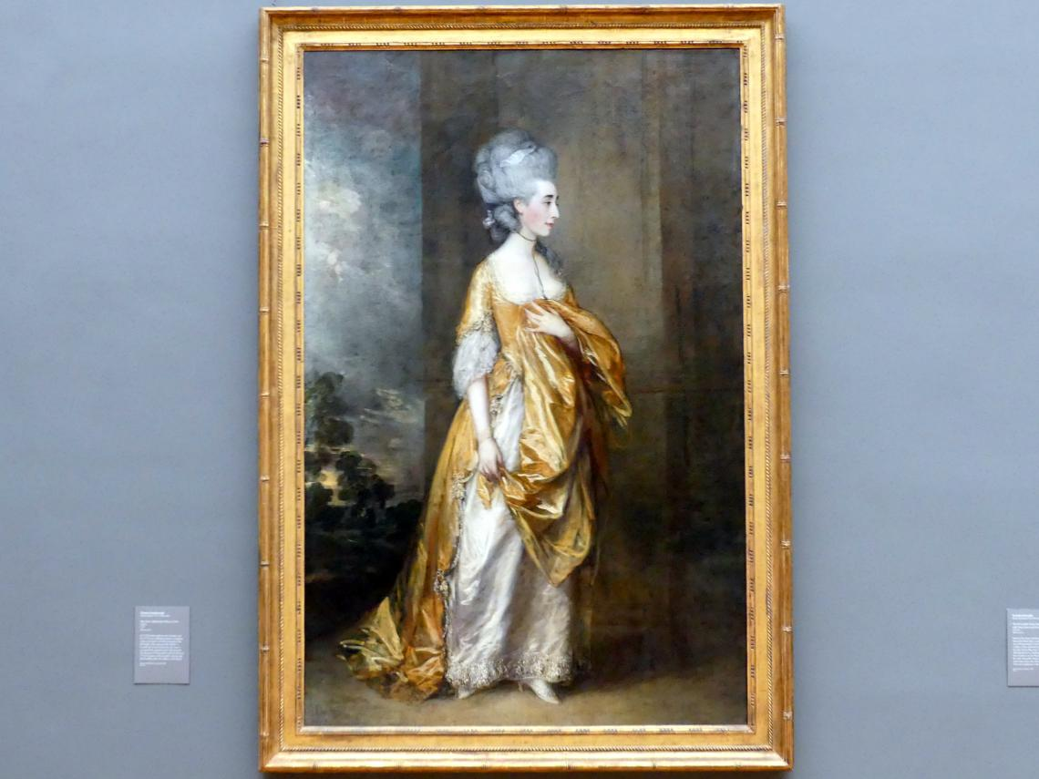 Thomas Gainsborough: Mrs. Grace Dalrymple Elliott (1754?-1823), 1778