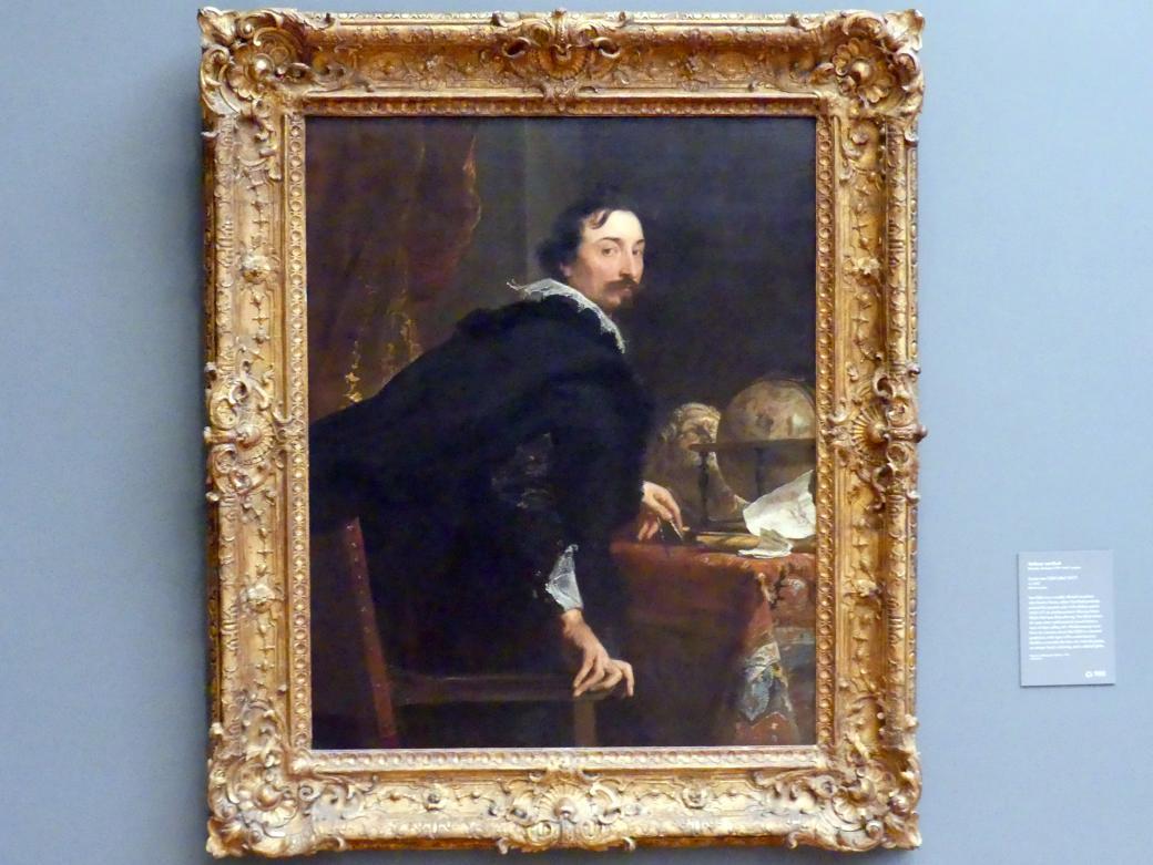 Anthonis (Anton) van Dyck: Lucas van Uffelen (1586-1637), um 1622