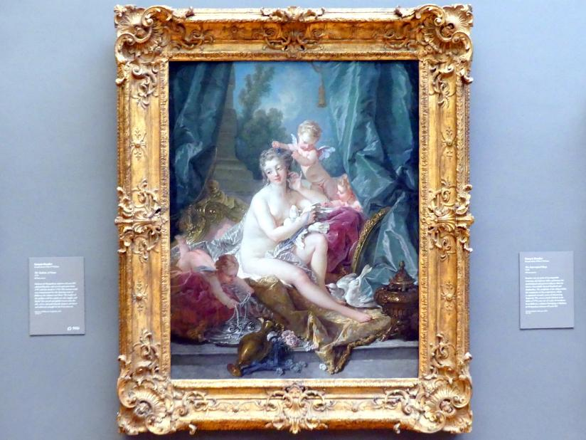 François Boucher: Toilette der Venus, 1751