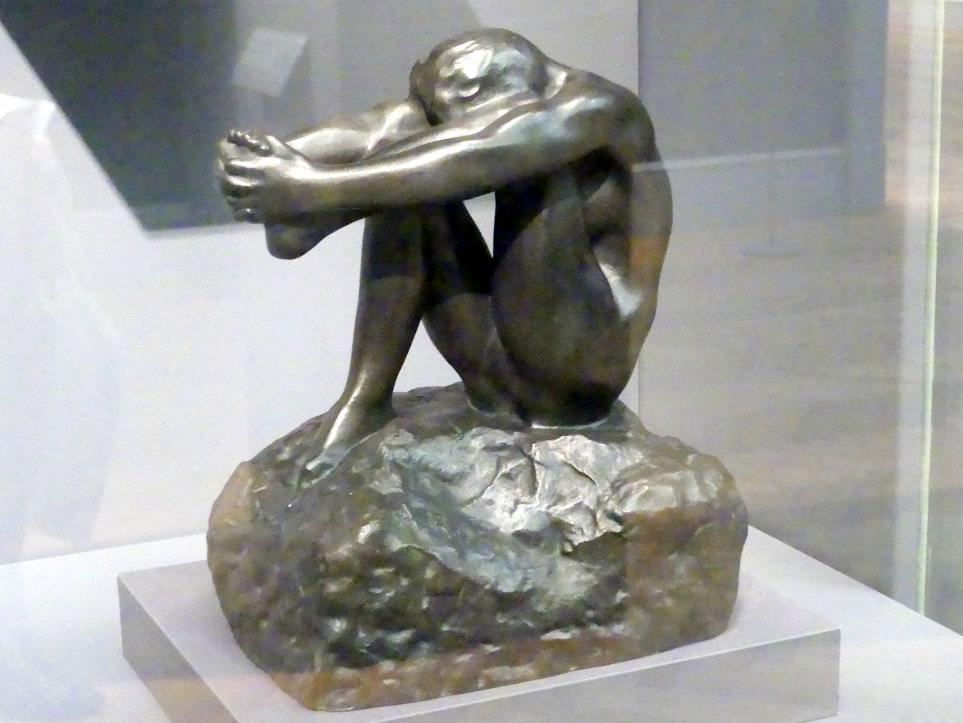 Auguste Rodin: Verzweiflung, um 1890