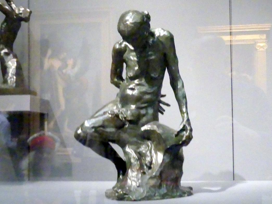 Auguste Rodin: Die alte Kurtisane, um 1885