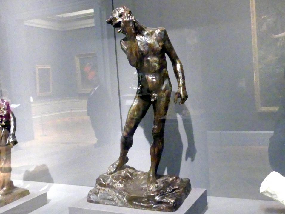 Auguste Rodin: Pierre de Wissant, Aktstudie, 1885