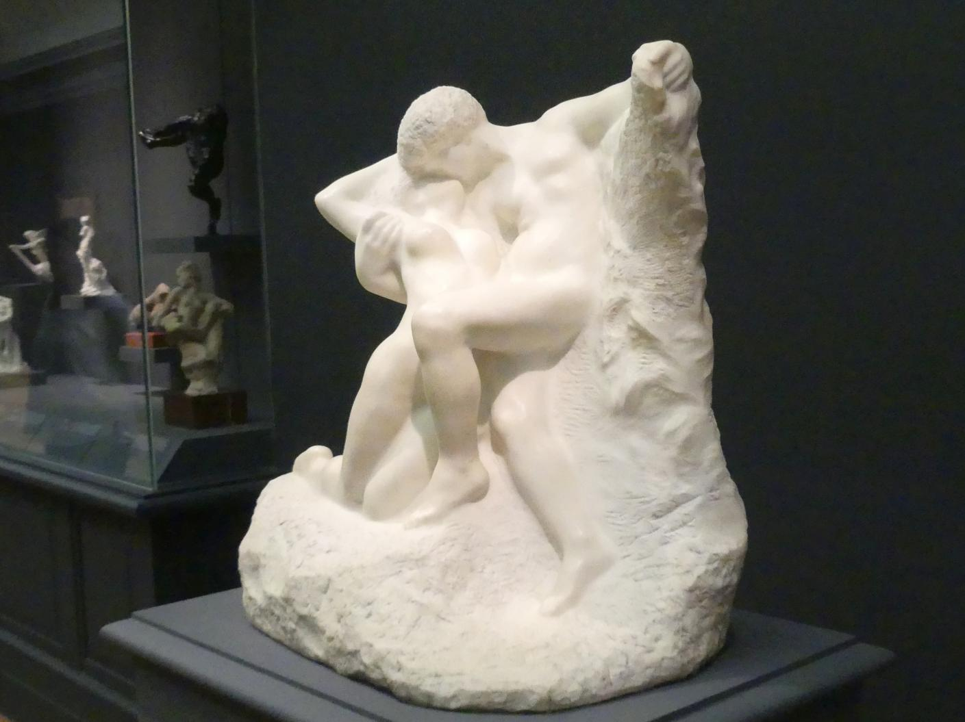 Auguste Rodin: Ewiger Frühling, um 1881, Bild 2/5