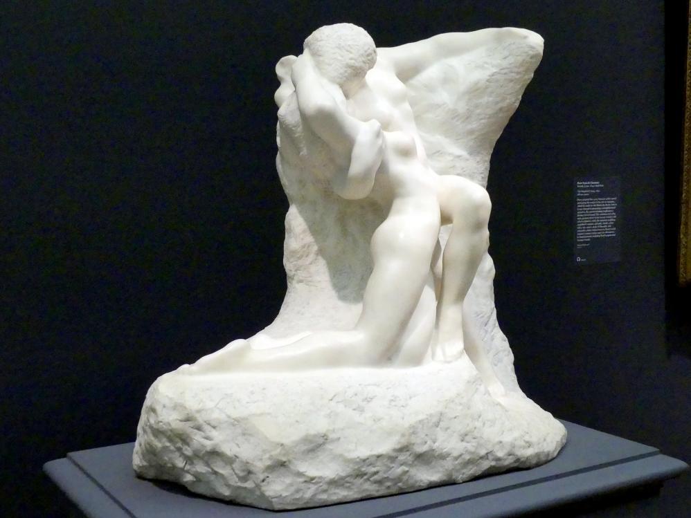 Auguste Rodin: Ewiger Frühling, um 1881, Bild 3/5