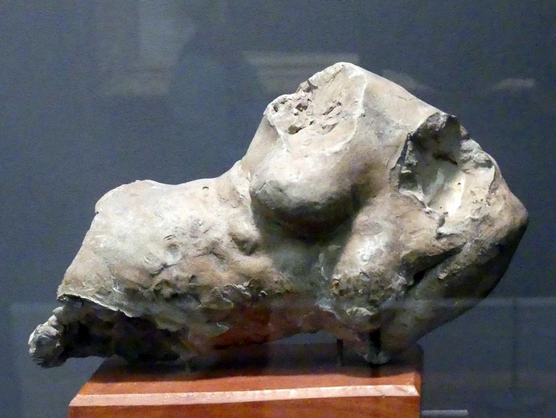 Auguste Rodin: Torso (Studie für Ariane ohne Arme), um 1900 - 1905