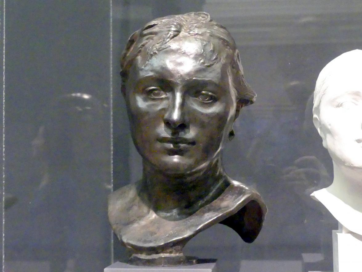 Auguste Rodin: Mrs. Russell (Mariana Mattioco della Torre), 1888