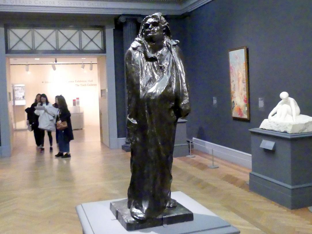 Auguste Rodin: Abschließende Studie zum Denkmal für Balzac, 1897