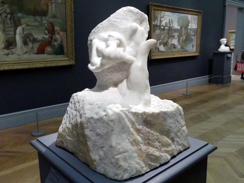 Auguste Rodin: Die Hand Gottes, um 1896 - 1902