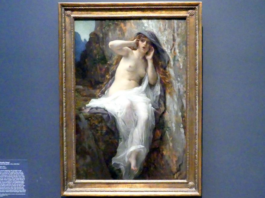 Alexandre Cabanel: Echo, 1874