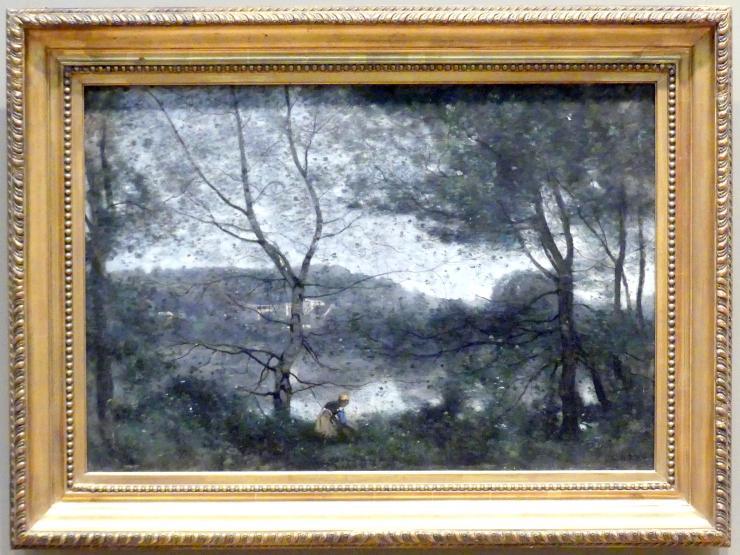 Jean-Baptiste Camille Corot: Ville-d'Avray, 1870