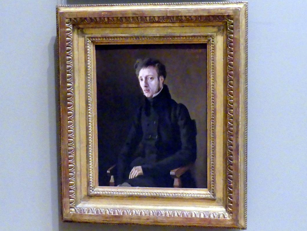 Jean-Baptiste Camille Corot: Toussaint Lemaistre (1807/8-1888), 1833