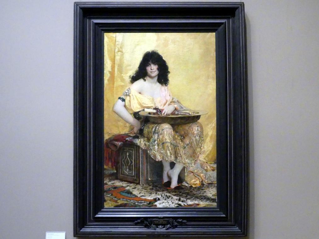 Henri Regnault: Salome, 1870