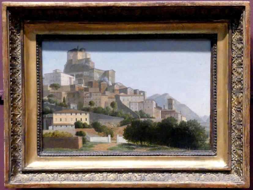 Alexandre-Hyacinthe Dunouy: Subiaco, um 1783 - 1789