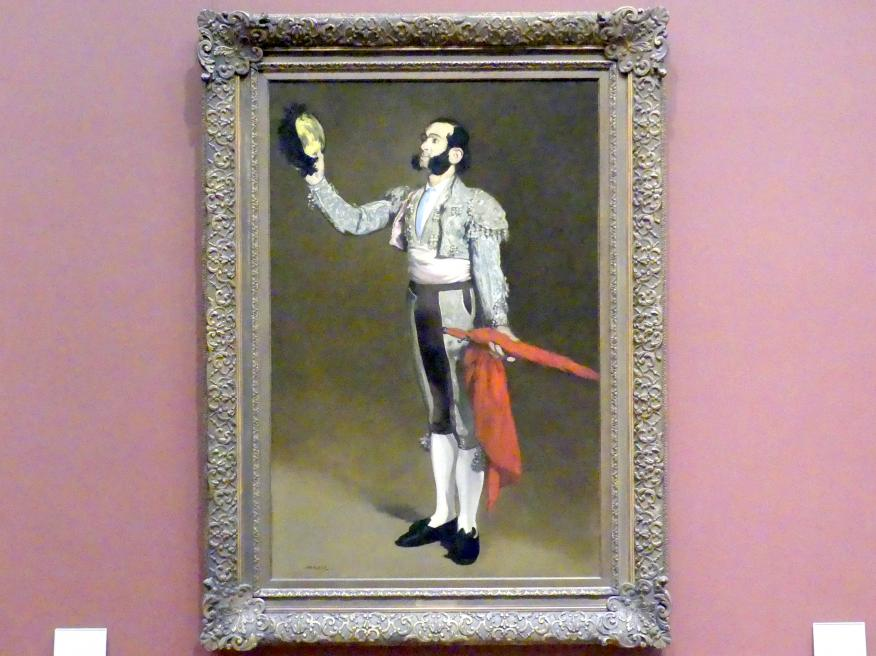 Édouard Manet: Matador, 1866 - 1867