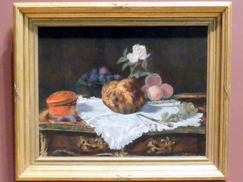 Édouard Manet: Brioche, 1870