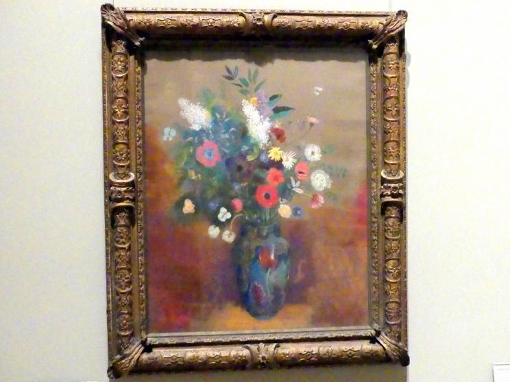 Fernand Khnopff: Blumenstrauß, um 1900 - 1905