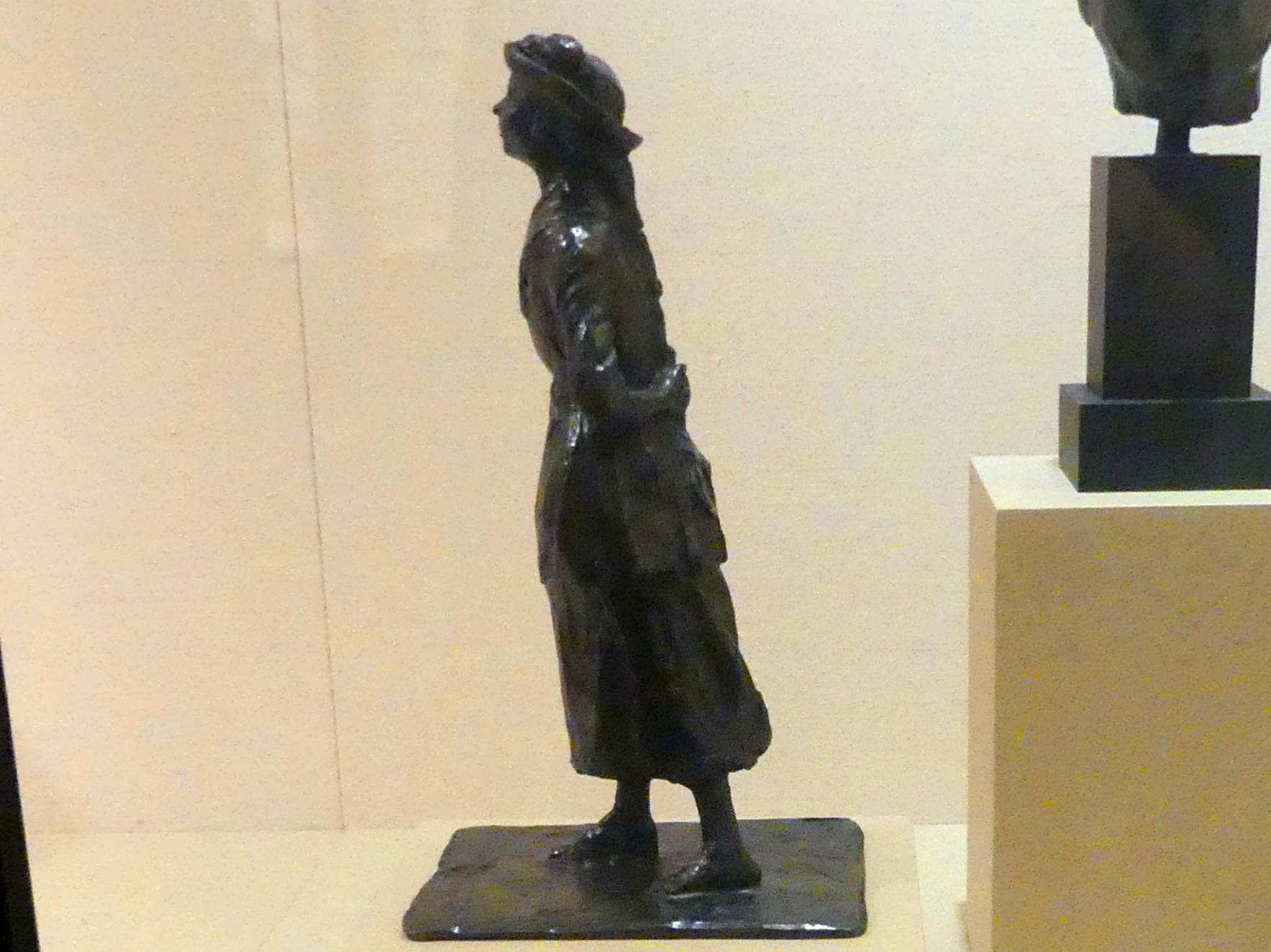 Edgar Degas: Schulmädchen, um 1879 - 1881