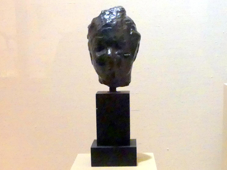Edgar Degas: Porträtstudie von Mathilde Salle, um 1892