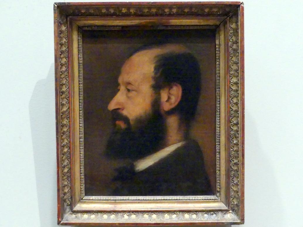 Edgar Degas: Joseph-Henri Altès (1826-1895), 1868
