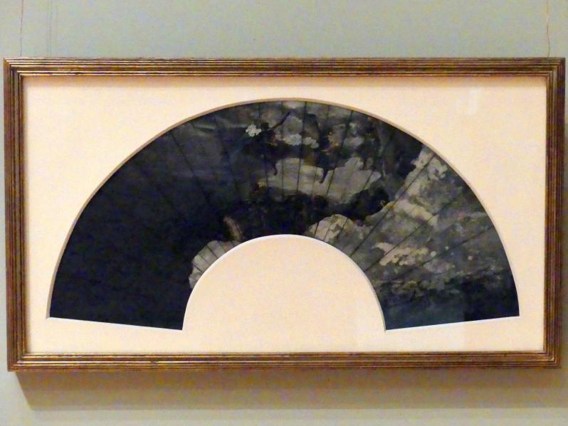 Edgar Degas: Fächerbild: Ballett, 1879