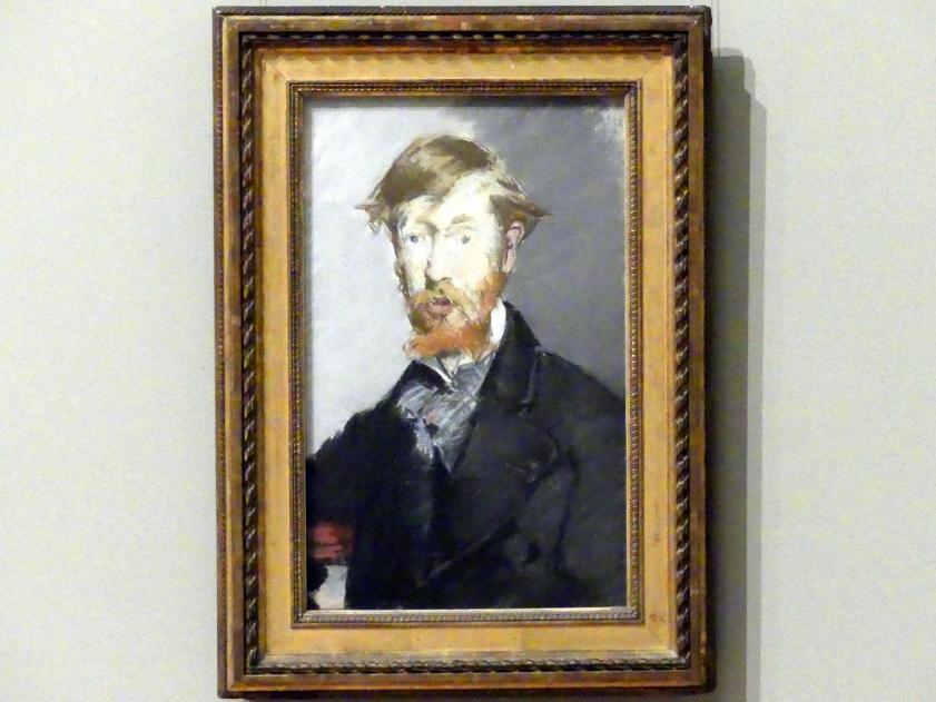 Édouard Manet: George Moore (1852-1933), 1879