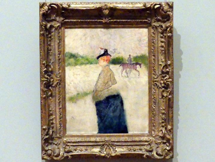 Henri de Toulouse-Lautrec: Émilie, um 1895 - 1900