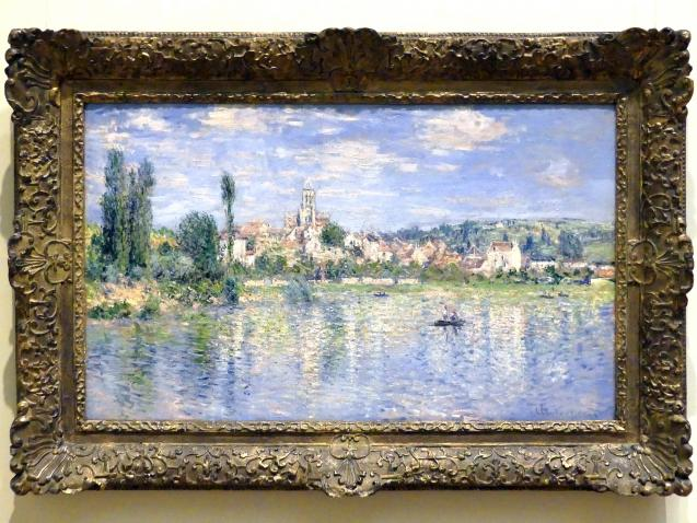 Claude Monet: Vétheuil im Sommer, 1880