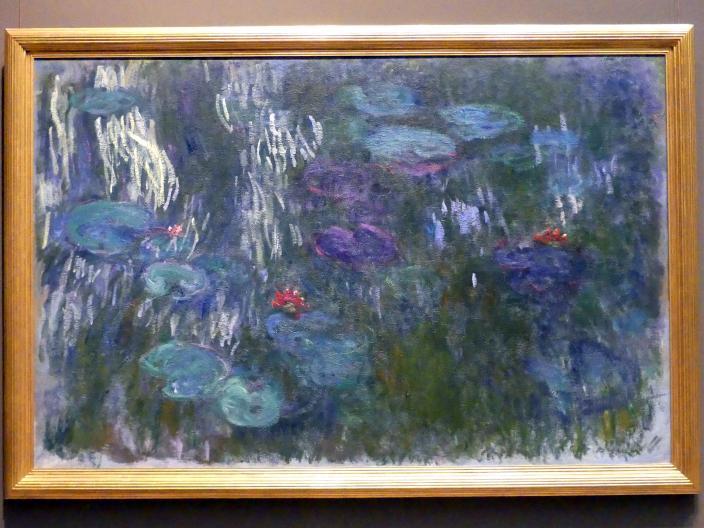 Claude Monet: Seerosen, 1916 - 1919
