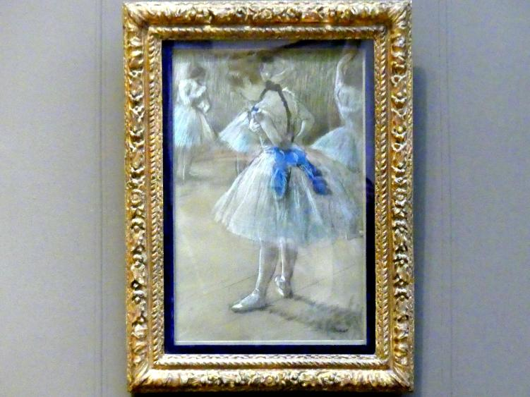 Edgar Degas: Tänzerin, um 1880