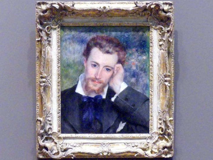 Auguste Renoir (Pierre-Auguste Renoir): Eugène Murer (Hyacinthe-Eugène Meunier, 1841-1906), 1877