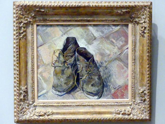 Vincent van Gogh: Schuhe, 1888