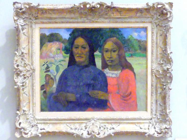 Paul Gauguin: Zwei Frauen, um 1901 - 1902
