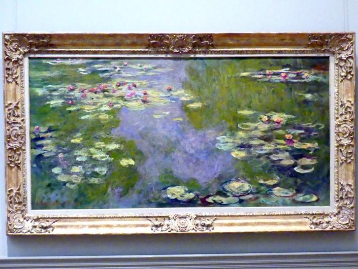 Claude Monet: Seerosen, 1919