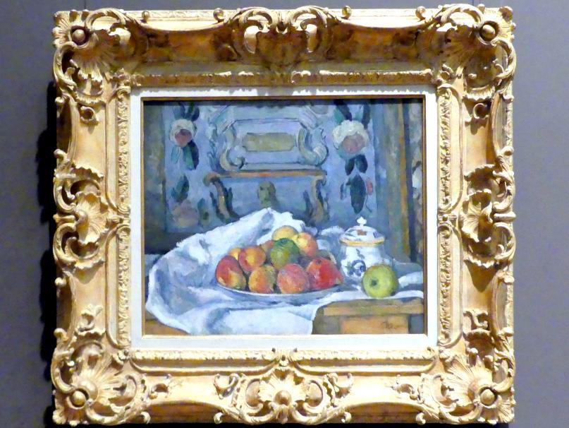 Paul Cézanne: Schale mit Äpfeln, um 1876 - 1877