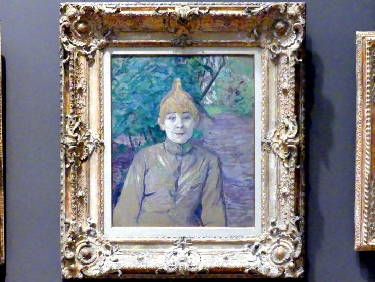 Henri de Toulouse-Lautrec: Das Straßenmädchen, um 1890 - 1891