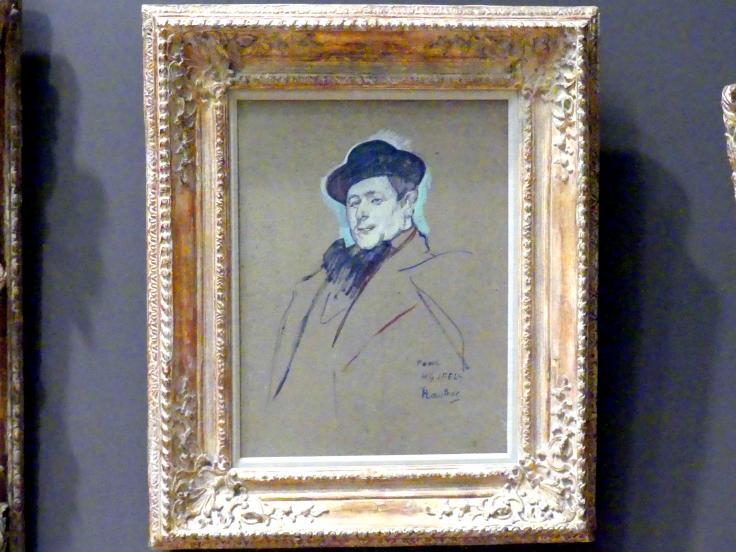 Henri de Toulouse-Lautrec: Henri-Gabriel Ibels (1867-1936), 1892 - 1893