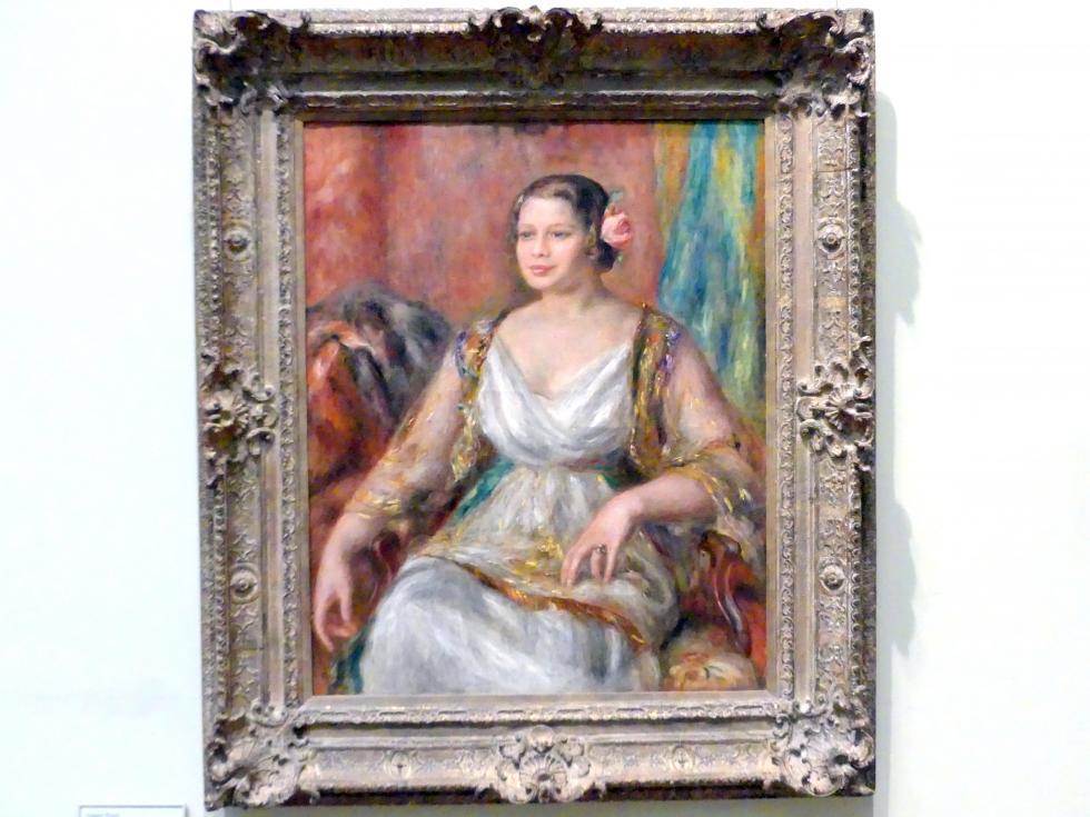 Auguste Renoir (Pierre-Auguste Renoir): Tilla Durieux (Ottilie Godeffroy, 1880-1971), 1914