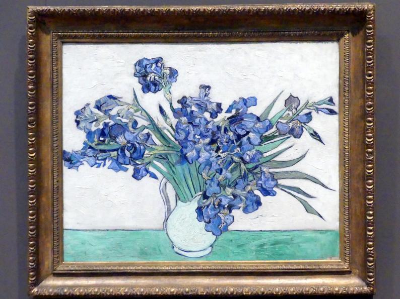 Vincent van Gogh: Schwertlilien, 1890