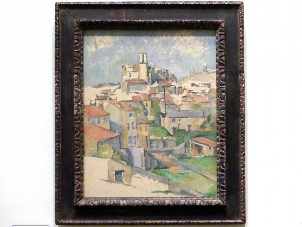 Paul Cézanne: Gardanne, 1885 - 1886