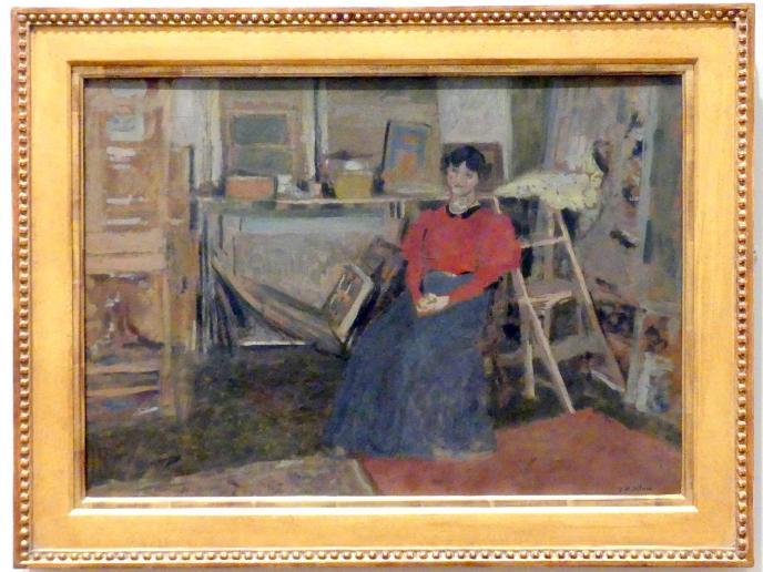 Édouard Vuillard: Interieur, um 1900 - 1905