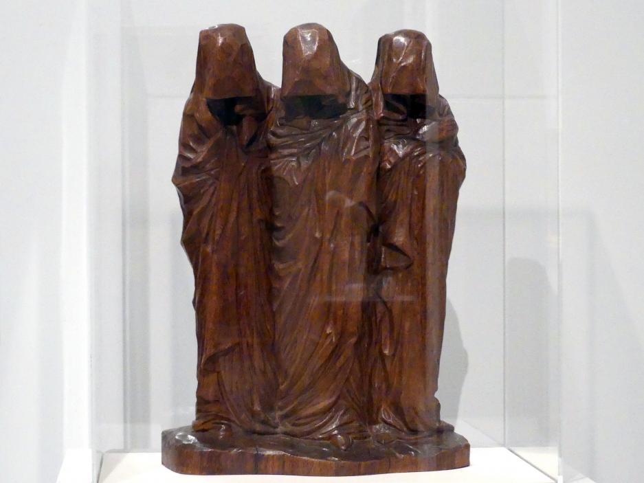 George Minne: Drei Heilige Frauen am Grab, 1896