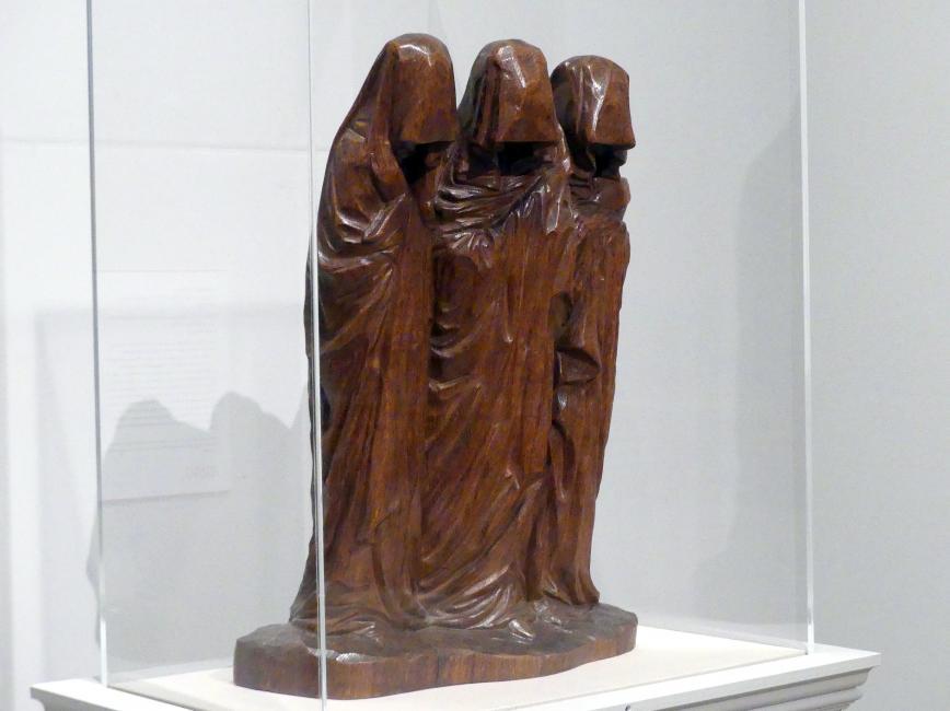George Minne: Drei Heilige Frauen am Grab, 1896, Bild 2/3