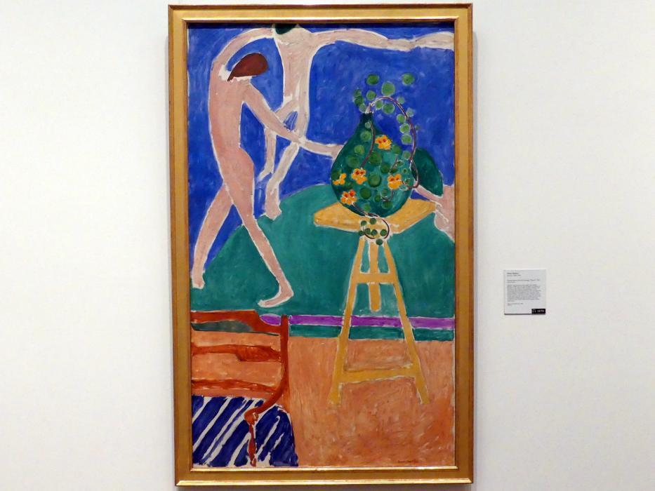 """Henri Matisse: Kapuzinerkresse mit dem Gemälde """"Tanz"""", 1912"""