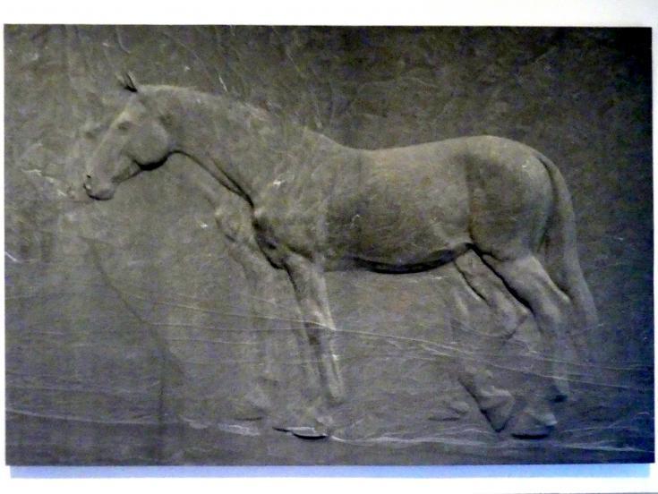 Charles Ray: Zwei Pferde, 2019