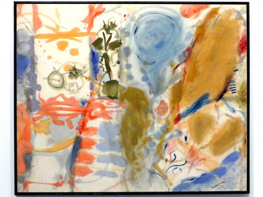 Helen Frankenthaler: Westlicher Traum, 1957