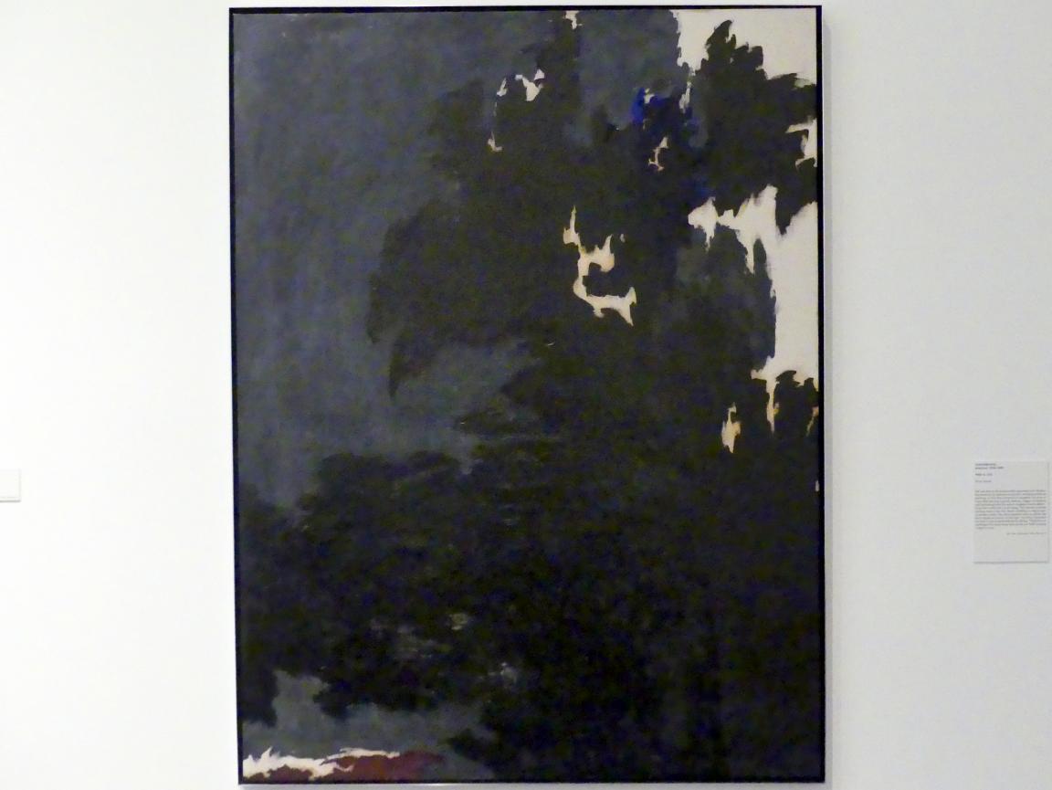 Clyfford Still: 1950-E, 1950