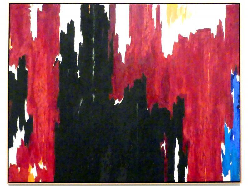 Clyfford Still: Ohne Titel, 1960