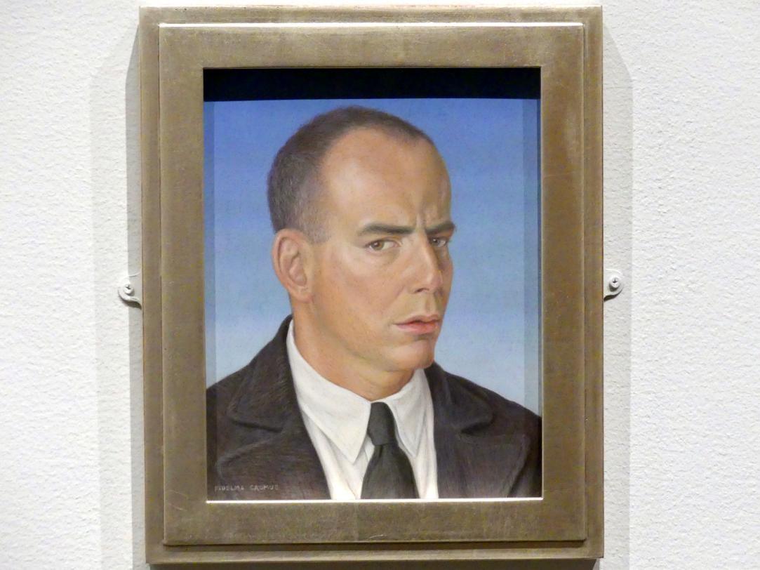 Fidelma Cadmus Kirstein: Lincoln Kirstein, 1941